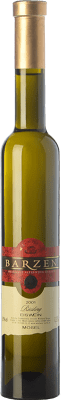 52,95 € | Sweet wine Barzen Eiswein 2001 Q.b.A. Mosel Rheinland-Pfälz Germany Riesling Half Bottle 37 cl