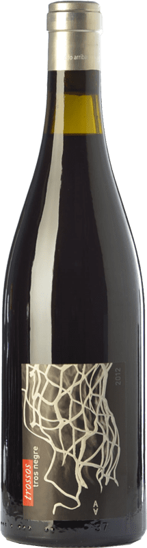52,95 € | Red wine Arribas Tros Negre Crianza D.O. Montsant Catalonia Spain Grenache Bottle 75 cl
