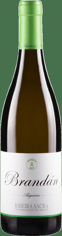 13,95 € | White wine Algueira Brandan D.O. Ribeira Sacra Galicia Spain Godello Bottle 75 cl