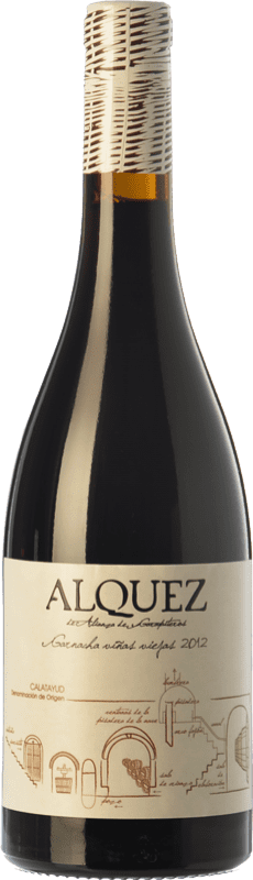 11,95 € | Red wine Garapiteros Alquez Crianza D.O. Calatayud Aragon Spain Grenache Bottle 75 cl