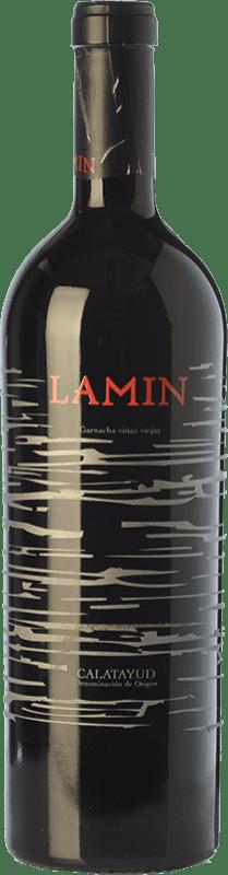 35,95 € 免费送货 | 红酒 Garapiteros Lamin Crianza D.O. Calatayud 阿拉贡 西班牙 Grenache 瓶子 75 cl
