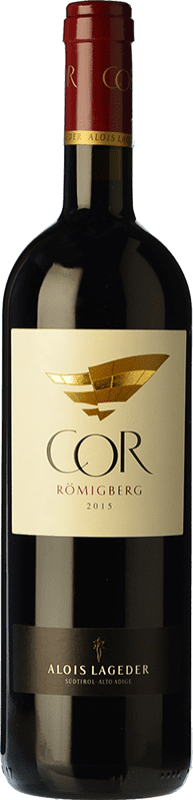 63,95 € Free Shipping | Red wine Lageder Cor Romigberg D.O.C. Alto Adige Trentino-Alto Adige Italy Cabernet Sauvignon Bottle 75 cl