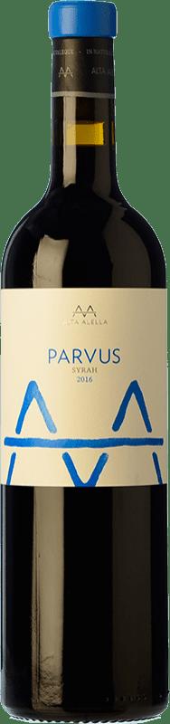13,95 € 免费送货 | 红酒 Alta Alella AA Parvus Crianza D.O. Alella 加泰罗尼亚 西班牙 Syrah 瓶子 75 cl