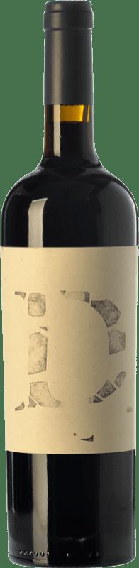 24,95 € Envío gratis | Vino tinto Altavins Domus Pensi Crianza D.O. Terra Alta Cataluña España Merlot, Syrah, Garnacha, Cabernet Sauvignon Botella 75 cl