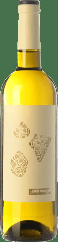 7,95 € Envío gratis | Vino blanco Altavins Petit Almodí Blanc D.O. Terra Alta Cataluña España Garnacha Blanca, Moscatel, Macabeo Botella 75 cl
