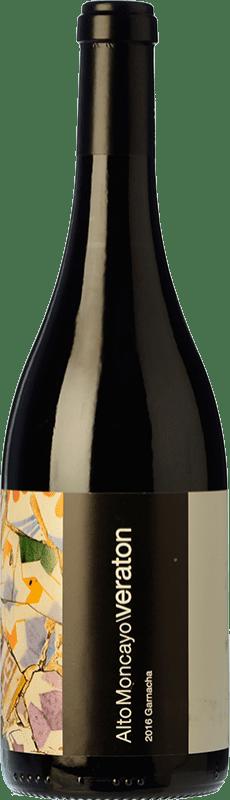 25,95 € | Red wine Alto Moncayo Veraton Crianza D.O. Campo de Borja Aragon Spain Grenache Bottle 75 cl