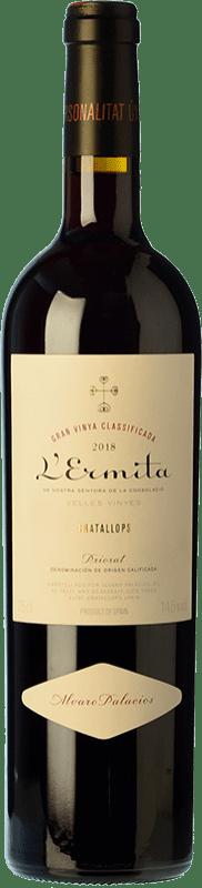 1 393,95 € 免费送货   红酒 Álvaro Palacios L'Ermita Crianza D.O.Ca. Priorat 加泰罗尼亚 西班牙 Grenache, Carignan 瓶子 75 cl