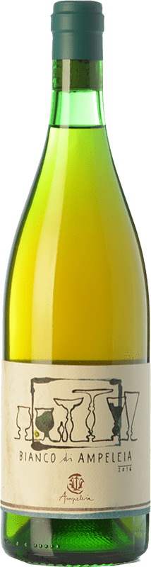 21,95 € Free Shipping | White wine Ampeleia Bianco I.G.T. Costa Toscana Tuscany Italy Trebbiano Bottle 75 cl