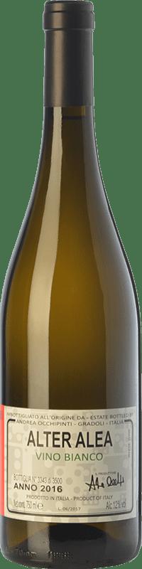 17,95 € Free Shipping | White wine Andrea Occhipinti Alter Alea I.G.T. Lazio Lazio Italy Aleatico Bottle 75 cl