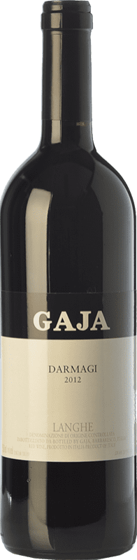 249,95 € Free Shipping | Red wine Gaja Darmagi D.O.C. Langhe Piemonte Italy Cabernet Sauvignon Bottle 75 cl