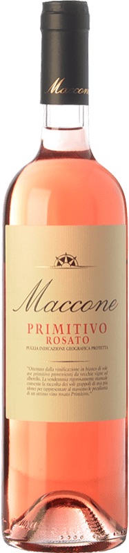 14,95 € | Rosé wine Angiuli Rosato Maccone I.G.T. Puglia Puglia Italy Primitivo Bottle 75 cl