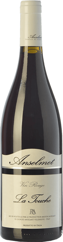 15,95 € Free Shipping | Red wine Anselmet La Touche Italy Cornalin, Fumin, Petit Rouge, Mayolet Bottle 75 cl