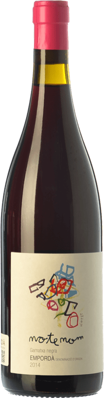9,95 € Free Shipping | Red wine Arché Pagés Notenom Joven D.O. Empordà Catalonia Spain Grenache Bottle 75 cl