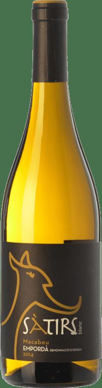 8,95 € Envío gratis   Vino blanco Arché Pagés Sàtirs Blanc D.O. Empordà Cataluña España Macabeo Botella 75 cl