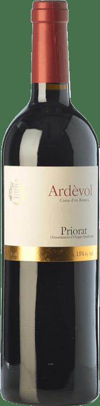 21,95 € 免费送货 | 红酒 Ardèvol Coma d'en Romeu Crianza D.O.Ca. Priorat 加泰罗尼亚 西班牙 Merlot, Syrah, Grenache, Cabernet Sauvignon 瓶子 75 cl
