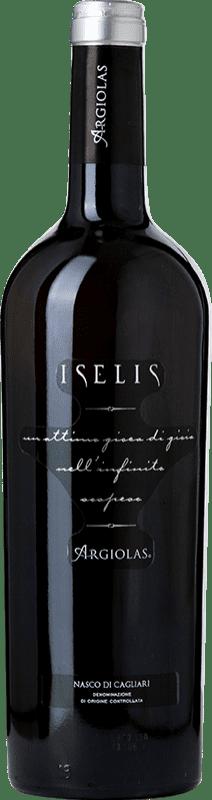 18,95 € Free Shipping   White wine Argiolas Iselis Bianco D.O.C. Nasco di Cagliari Sardegna Italy Vermentino, Nasco Bottle 75 cl