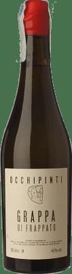 61,95 € | Grappa Arianna Occhipinti Frappato I.G.T. Grappa Siciliana Sicily Italy Half Bottle 50 cl