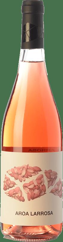 9,95 € Envoi gratuit | Vin rose Aroa Larrosa D.O. Navarra Navarre Espagne Tempranillo, Grenache Bouteille 75 cl