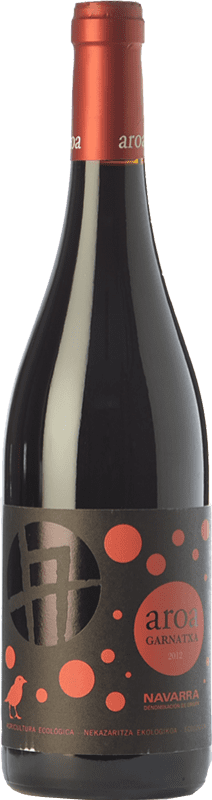6,95 € Free Shipping | Red wine Aroa Garnatxa Joven D.O. Navarra Navarre Spain Grenache Bottle 75 cl