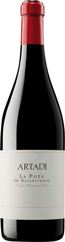 113,95 € | Red wine Artadi La Poza de Ballesteros Crianza D.O.Ca. Rioja The Rioja Spain Tempranillo Bottle 75 cl