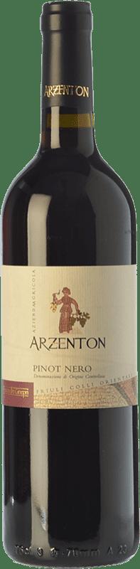 9,95 € | Red wine Arzenton Pinot Nero D.O.C. Colli Orientali del Friuli Friuli-Venezia Giulia Italy Pinot Black Bottle 75 cl