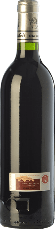 74,95 € Free Shipping | Red wine Arzuaga Especial Reserva D.O. Ribera del Duero Castilla y León Spain Tempranillo Bottle 75 cl