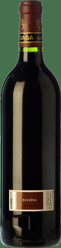 33,95 € Free Shipping | Red wine Arzuaga Reserva D.O. Ribera del Duero Castilla y León Spain Tempranillo, Cabernet Sauvignon Bottle 75 cl