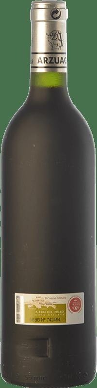 89,95 € Free Shipping   Red wine Arzuaga Gran Reserva 2004 D.O. Ribera del Duero Castilla y León Spain Tempranillo, Merlot, Cabernet Sauvignon Bottle 75 cl