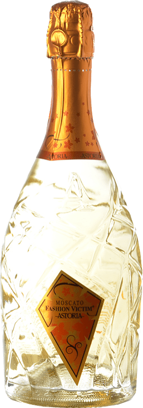 14,95 € | White sparkling Astoria Fashion Victim Moscato Italy Muscatel White Bottle 75 cl