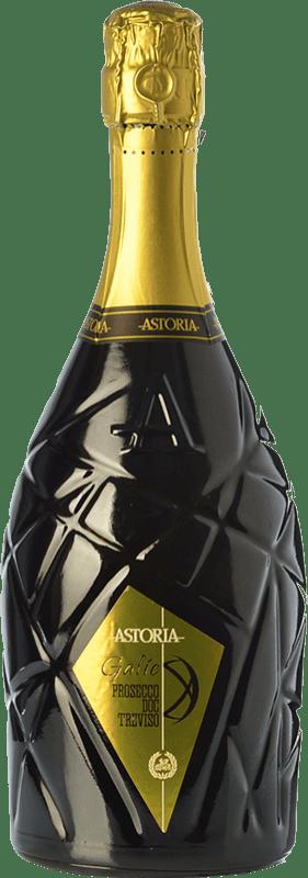 19,95 € Envío gratis | Espumoso blanco Astoria Prosecco Galìe I.G.T. Treviso Treviso Italia Glera Botella 75 cl
