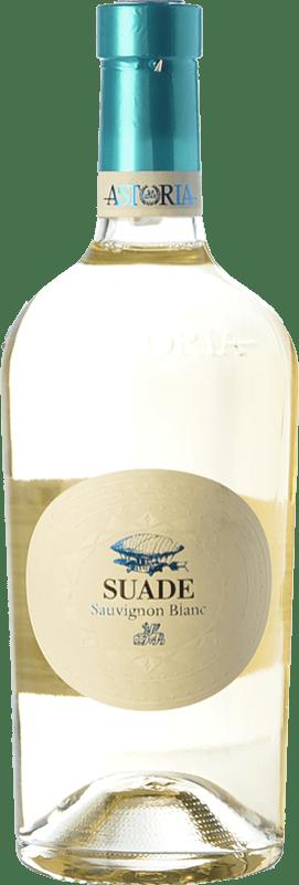 18,95 € Envío gratis | Vino blanco Astoria Suade I.G.T. Friuli-Venezia Giulia Friuli-Venezia Giulia Italia Sauvignon Botella 75 cl