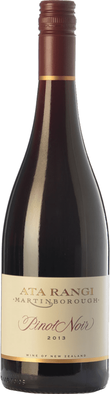 87,95 € | Red wine Ata Rangi Crianza I.G. Martinborough Martinborough New Zealand Pinot Black Bottle 75 cl
