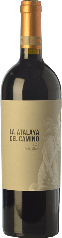 11,95 € Envoi gratuit | Vin rouge Atalaya La Atalaya del Camino Crianza D.O. Almansa Castilla La Mancha Espagne Monastrell, Grenache Tintorera Bouteille 75 cl