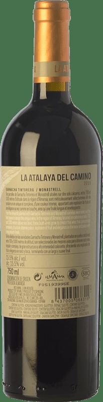 11,95 € Free Shipping | Red wine Atalaya La Atalaya del Camino Crianza D.O. Almansa Castilla la Mancha Spain Monastrell, Grenache Tintorera Bottle 75 cl