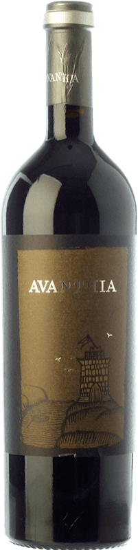 29,95 € Free Shipping | Red wine Avanthia Crianza D.O. Valdeorras Galicia Spain Mencía Bottle 75 cl
