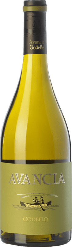 31,95 € Free Shipping | White wine Avanthia D.O. Valdeorras Galicia Spain Godello Bottle 75 cl