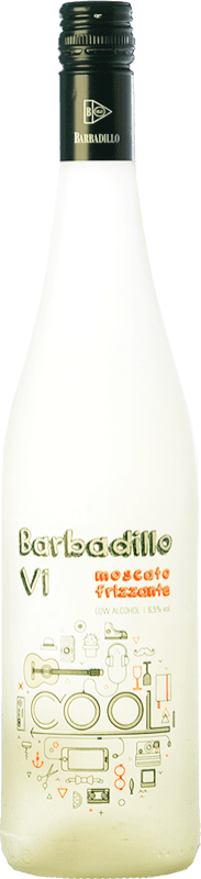 9,95 € Free Shipping | White wine Barbadillo Vi Spain Muscatel Bottle 75 cl