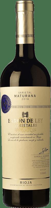 14,95 € Envoi gratuit   Vin rouge Barón de Ley Varietales Maturana Joven D.O.Ca. Rioja La Rioja Espagne Maturana Tinta Bouteille 75 cl