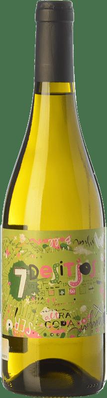9,95 € Free Shipping | White wine Baronia 7 Desitjos Blanc D.O. Montsant Catalonia Spain Grenache White, Macabeo Bottle 75 cl
