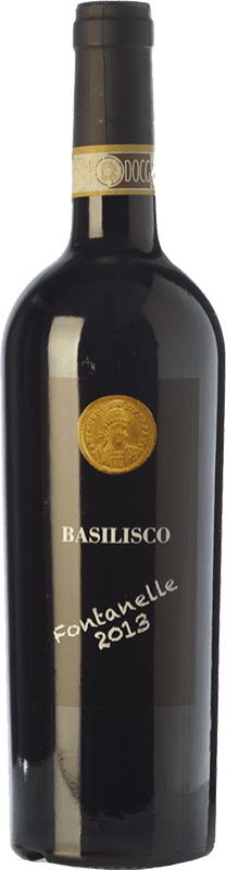 33,95 € Free Shipping | Red wine Basilisco Fontanelle D.O.C.G. Aglianico del Vulture Superiore Basilicata Italy Aglianico Bottle 75 cl