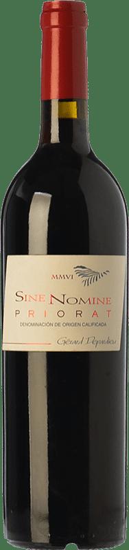 27,95 € Envoi gratuit | Vin rouge Bernard Magrez Sine Nomine Crianza D.O.Ca. Priorat Catalogne Espagne Merlot, Syrah, Grenache, Cabernet Sauvignon, Carignan Bouteille 75 cl