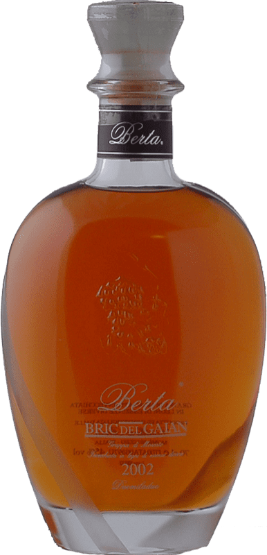 144,95 € Free Shipping | Grappa Berta Bric del Gaian I.G.T. Grappa Piemontese Piemonte Italy Bottle 70 cl
