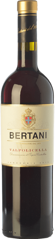 14,95 € | Red wine Bertani D.O.C. Valpolicella Veneto Italy Corvina, Rondinella Bottle 75 cl