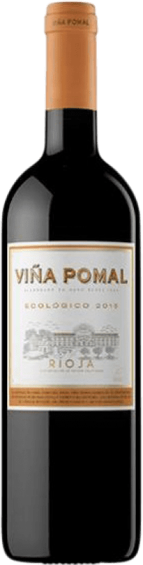11,95 € | Red wine Bodegas Bilbaínas Viña Pomal Ecológico Joven D.O.Ca. Rioja The Rioja Spain Tempranillo Bottle 75 cl