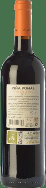 11,95 € Free Shipping   Red wine Bodegas Bilbaínas Viña Pomal Ecológico Joven D.O.Ca. Rioja The Rioja Spain Tempranillo Bottle 75 cl