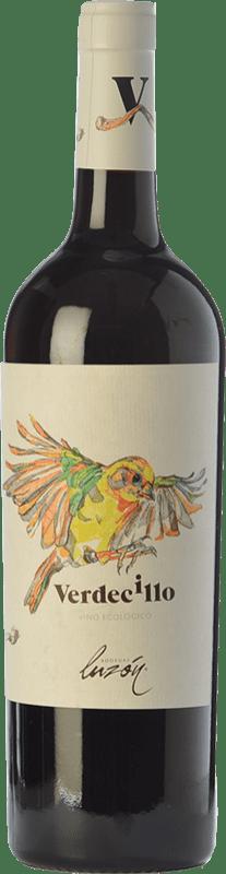 5,95 € Envoi gratuit | Vin rouge Luzón Verdecillo Joven D.O. Jumilla Castilla La Mancha Espagne Monastrell Bouteille 75 cl