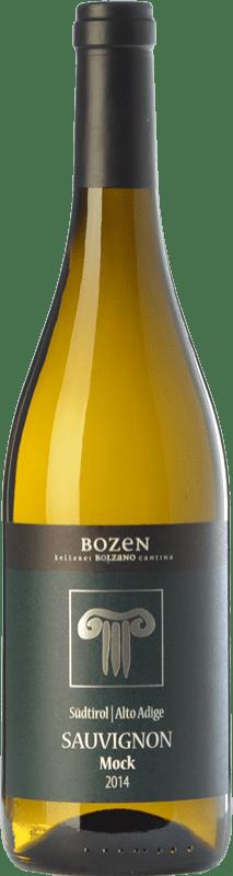 19,95 € Free Shipping | White wine Bolzano Mock D.O.C. Alto Adige Trentino-Alto Adige Italy Sauvignon Bottle 75 cl