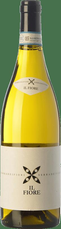 11,95 € 免费送货 | 白酒 Braida Bianco Il Fiore D.O.C. Langhe 皮埃蒙特 意大利 Chardonnay, Nascetta 瓶子 75 cl