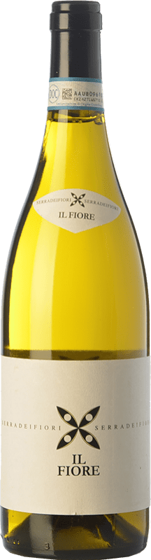 11,95 € Free Shipping | White wine Braida Bianco Il Fiore D.O.C. Langhe Piemonte Italy Chardonnay, Nascetta Bottle 75 cl