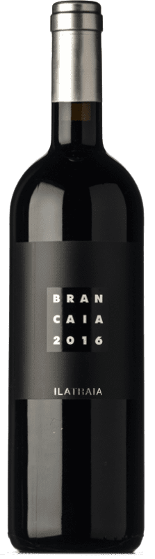 53,95 € Envío gratis | Vino tinto Brancaia Ilatraia I.G.T. Toscana Toscana Italia Cabernet Sauvignon, Cabernet Franc, Petit Verdot Botella 75 cl